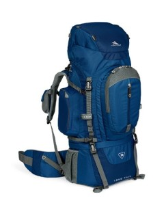 High Sierra Long Trail 90 Suspension Pack