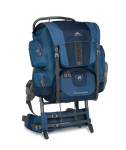High Sierra Foxhound 50 Backpacking Pack Review