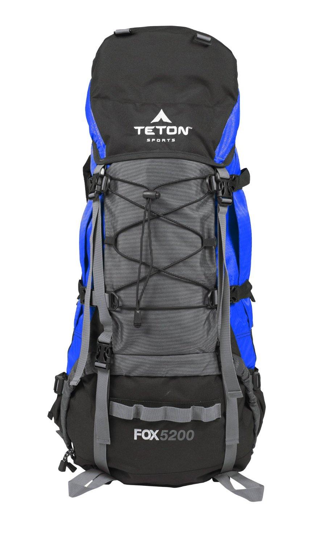 Teton Sports Fox 5200 Backpack Review