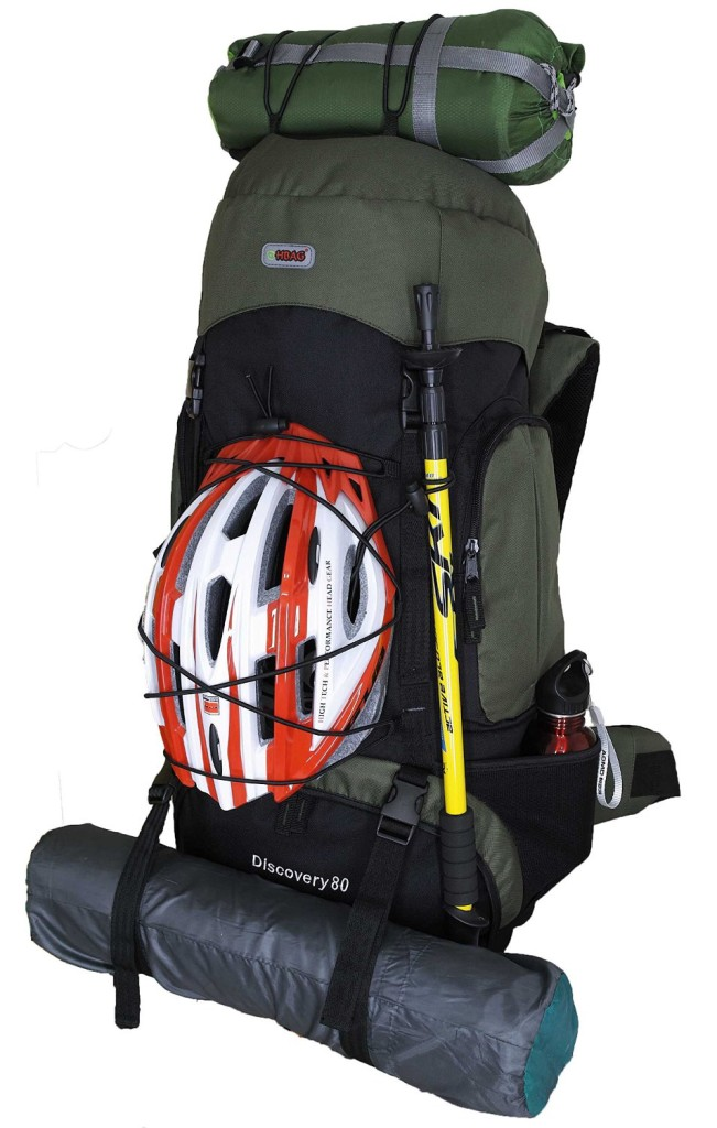 HBAG Discovery 80L 5400ci Internal Frame Backpack