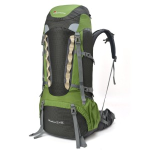 Mountaintop 55L+10L Internal Frame Backpack
